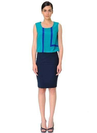 NetWork Bluz Yeşil